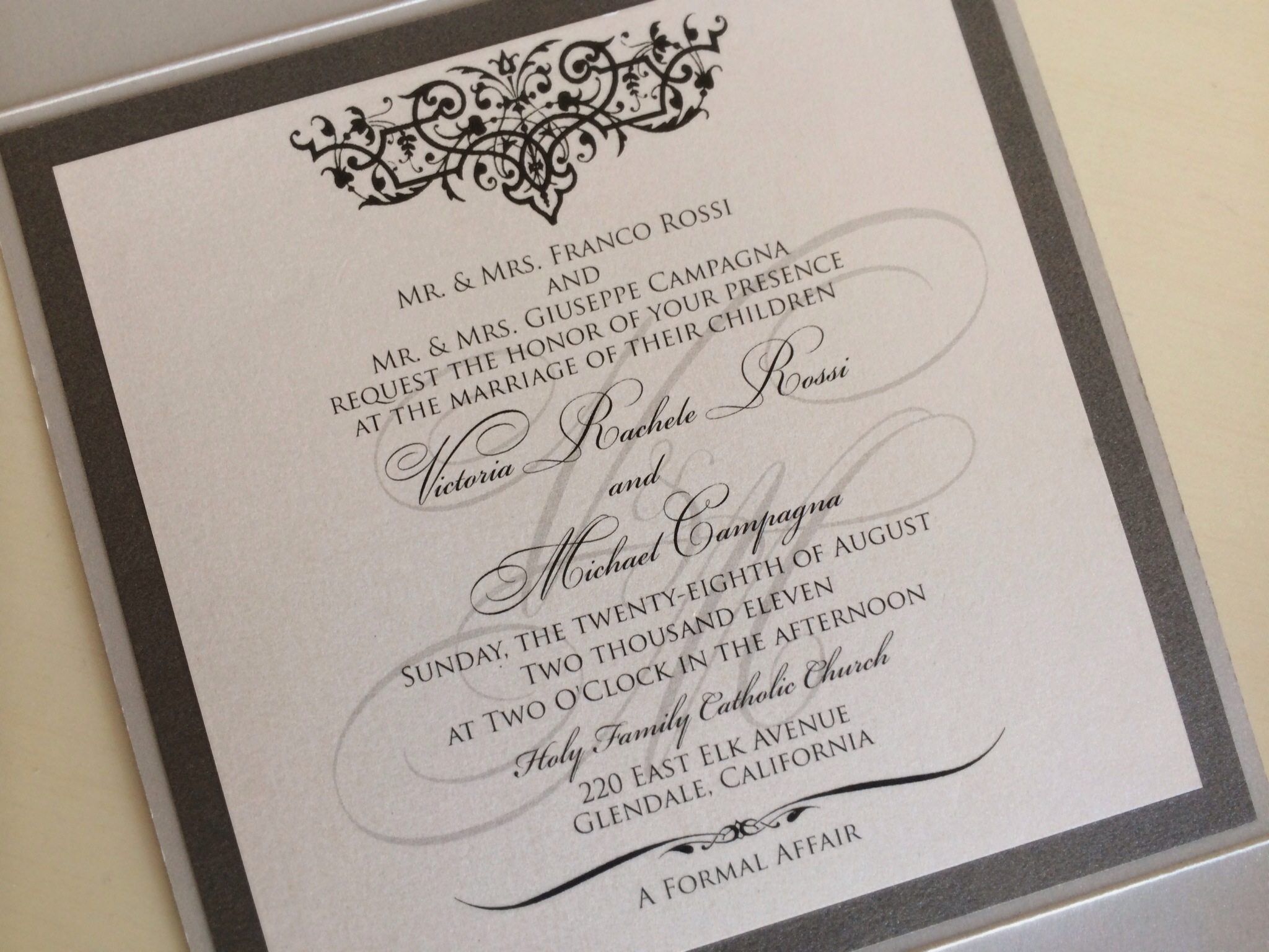 Wedding Invitation Workding: Invitation Etiquette Part 2: Who To Invite And Do You